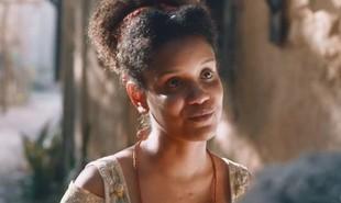 Zayla descobrirá que Samuel é acusado de matar o pai de Tonico. Tudo começará quando, na segunda (18), ela escutar uma conversa dos pais dizendo que a carta de alforria do rapaz é falsa | TV Globo