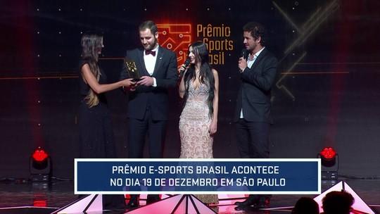 Confira o que vai rolar no Prêmio E-Sports Brasil 2018