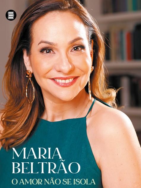Capa do livro de Maria Beltrão (Foto: Divulgação)