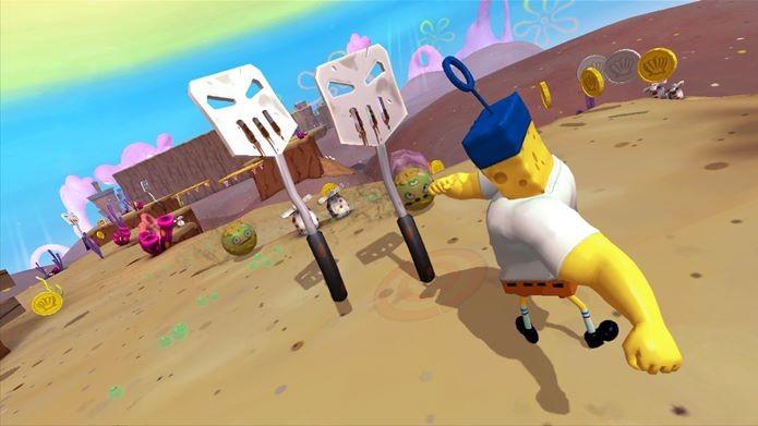 Review Spongebob Heropants Techtudo