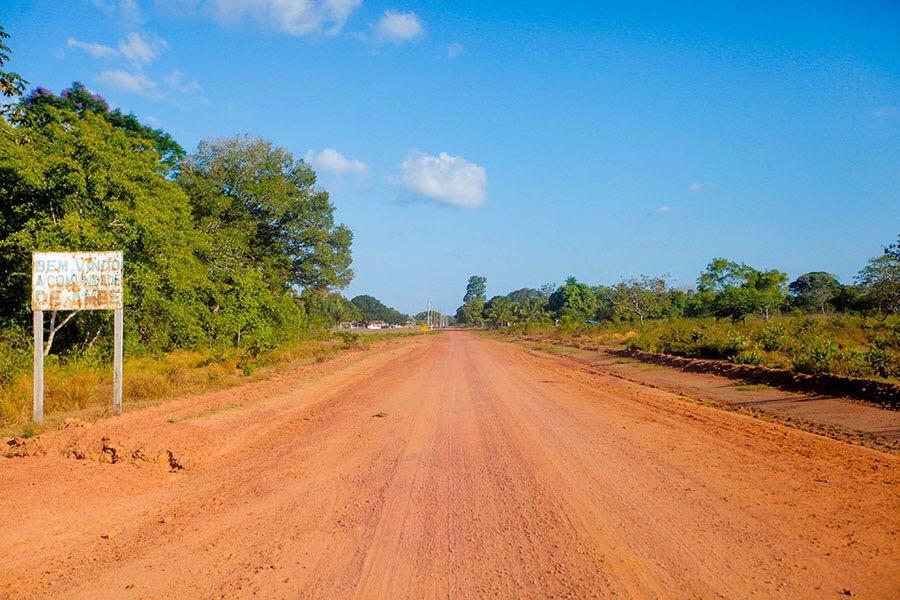 Dnit rescinde contrato de R$ 128 milhões para asfaltamento do trecho sul da BR-156, no AP - Notícias - Plantão Diário