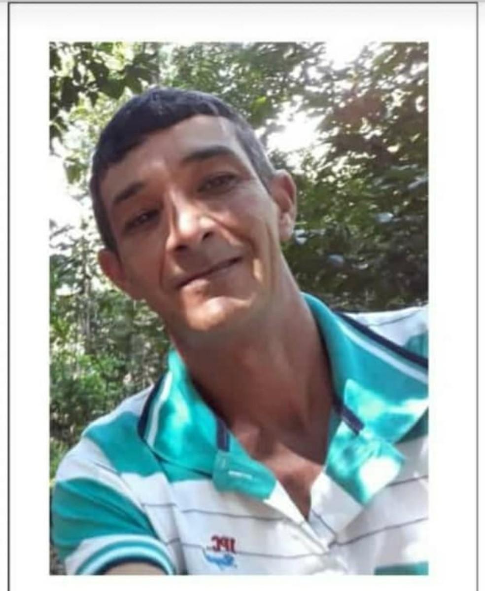 Reginaldo desapareceu no dia 8 de janeiro — Foto: Divulgação