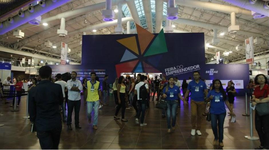 Feira do Empreendedor Pará espera receber mais de 30 mil pessoas este ano (Foto: Divulgação)
