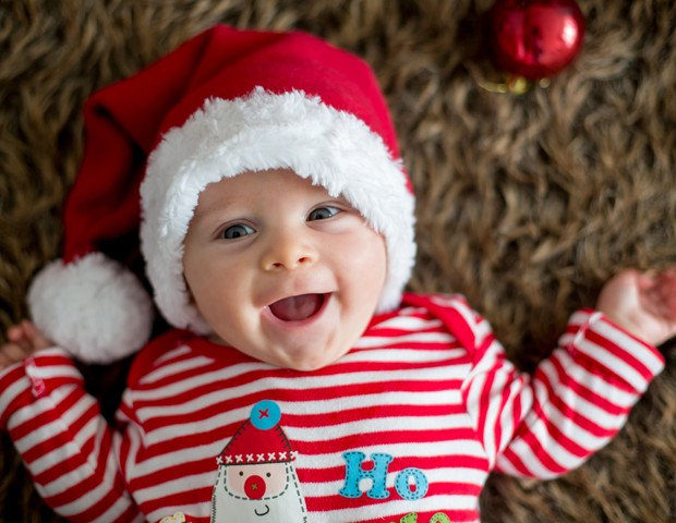 Segundo a ciência, os bebês que nascem em dezembro são especiais (Foto: Thinkstock)