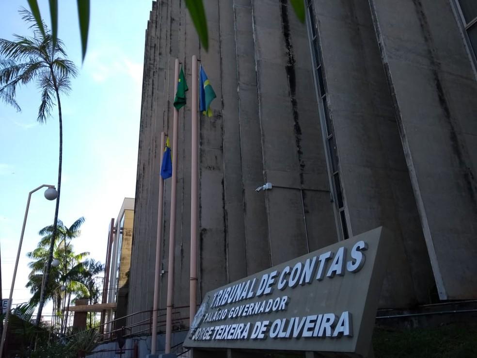 Vagas são para trabalhar no Tribunal de Contas em Porto Velho ou nas secretarias regionais — Foto: Diêgo Holanda/G1