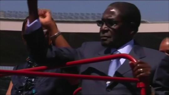 Zimbábue em luto pela morte do ex-ditador Robert Mugabe