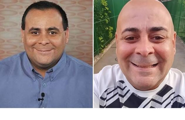 """Agustinho Mendonça, do """"BBB"""" 6, entrou com 35 anos no programa. Atualmente, aos 50, ele exibe um novo visual: cabeça raspada (Foto: Reprodução)"""