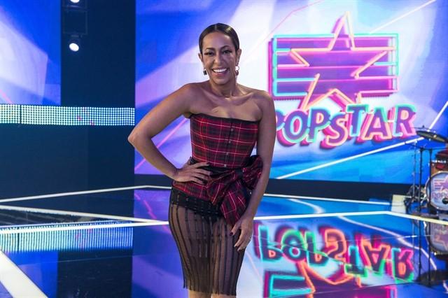 Samatha Schmutz (Foto: Estevan Avellar/TV Globo)