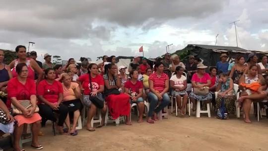 Ato em Maceió faz homenagem à vereadora Marielle Franco, morta no RJ há um ano