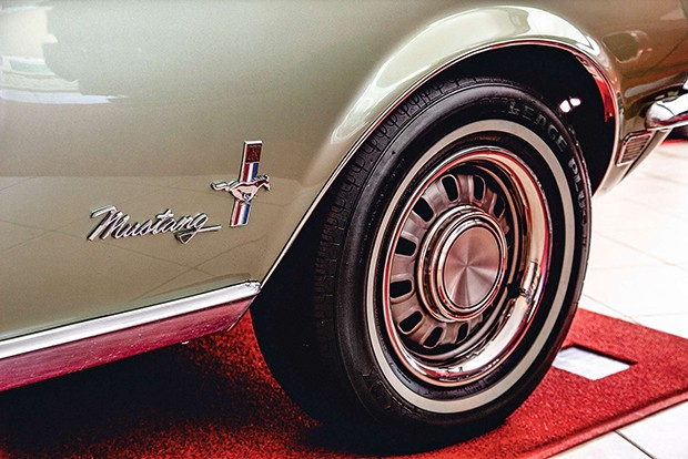 Mustang (Foto: Carlos Bessa)