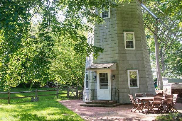 Casa em que Marilyn Monrou passou alguns de seus verões pode ser alugada (Foto: Divulgação)