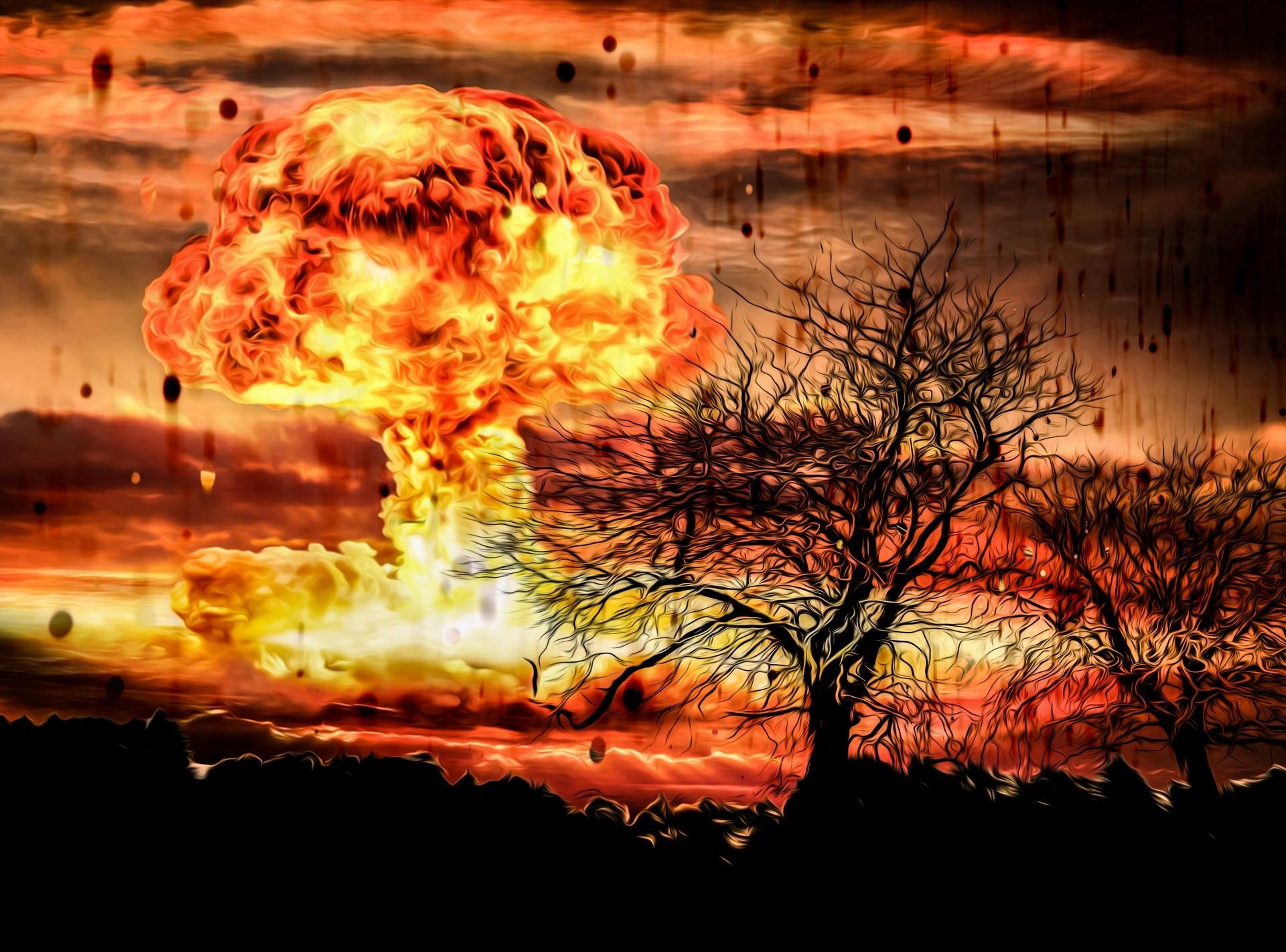 Boletim de ameaças nucleares considera o momento atual muito perigoso (Foto: Public Domain Pictures)