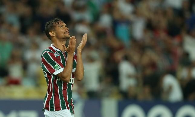Gustavo Scarpa entrou com ação na Justiça contra o Fluminense