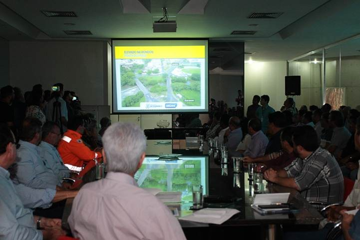 Obras do elevado sobre Rio Uberabinha em Uberlândia devem começar em março