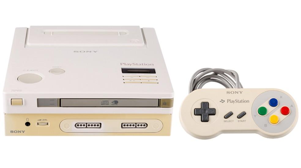 Raro protótipo do Nintendo PlayStation é vendido por mais de R$ 1 milhão em leilão nos Estados Unidos — Foto: Reprodução/Kotaku