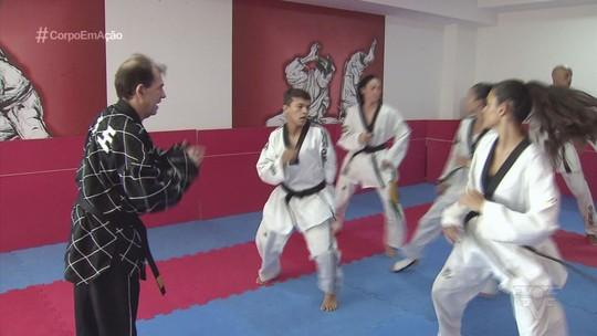 Equipe de taekwondo de Santos se prepara para as competições dessa temporada