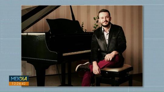 Pianista paranaense que já foi camelô é premiado em concurso de música na Europa