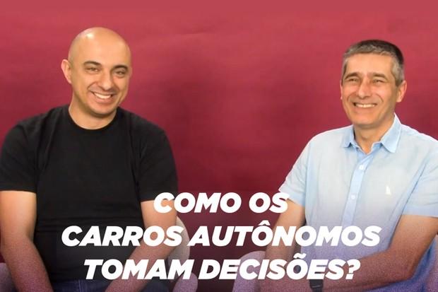 Vídeo: como os carros autônomos tomam decisões? (Foto: Divulgação)