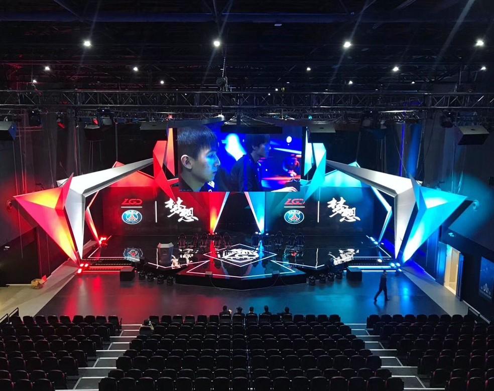 """Hangzhou inaugura """"cidade de eSports"""" — Foto: Divulgação/LGD"""