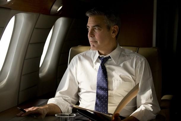 George Clooney no filme Ides of March (Foto: reprodução)