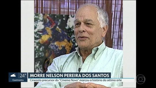 Nelson Pereira dos Santos, diretor de 'Vidas Secas', morre aos 89 anos no Rio