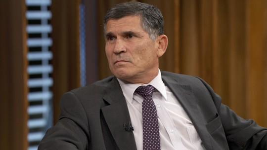 Ao admitir carreira politica, General Santos Cruz descarta partido de Bolsonaro e considera PSDB