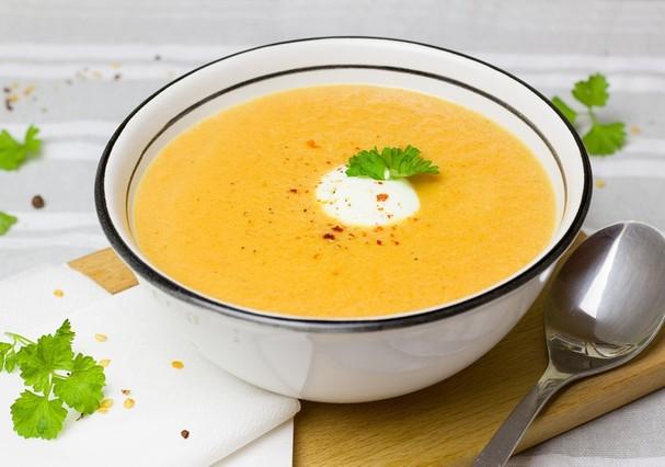 Sopa de milho e gengibre (Foto: Divulgação)