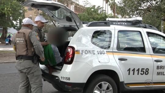 Em cinco meses, quase 200 assaltos são registrados em uma das principais avenidas de Porto Alegre