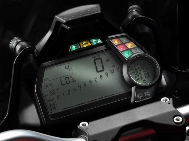 Ducati Multistrada D-Air (Foto: Divulgação)