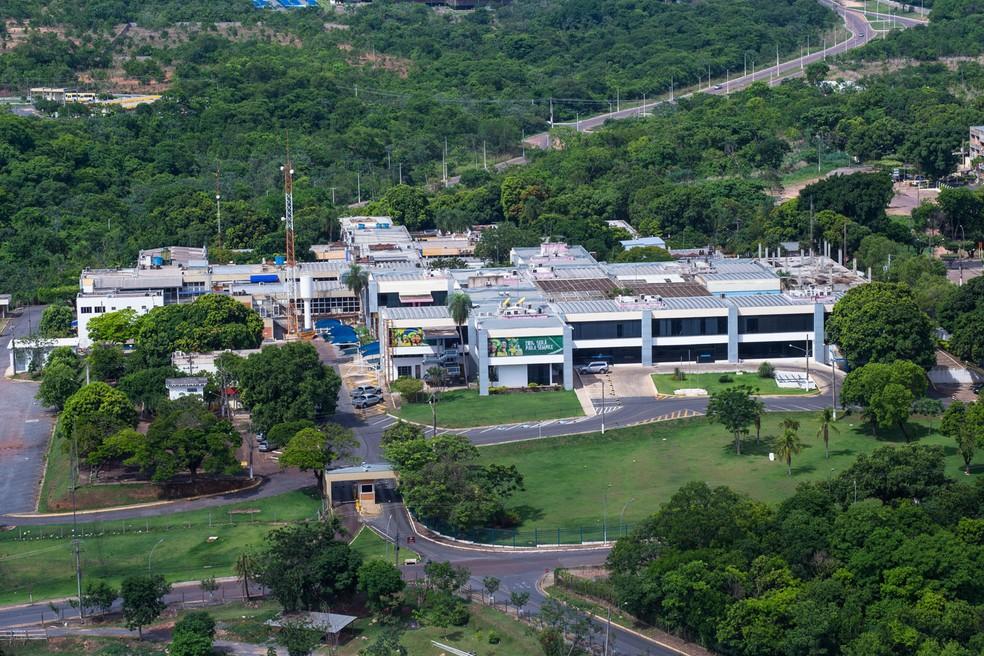 Órgãos públicos estaduais não vão funcionar entre os dias 15 e 20 — Foto: Marcos Vergueiro / GCOM MT