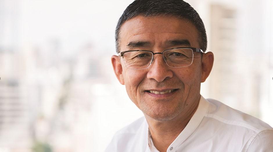 Mario Narita, CEO do Narita Design (Foto: Divulgação)