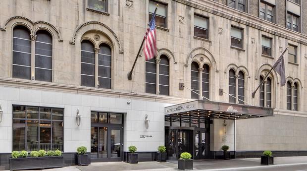 WestHouse: hotel de luxo em Nova York (Foto: Divulgação)