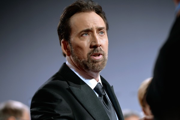 O ator Nicolas Cage (Foto: Getty Images)