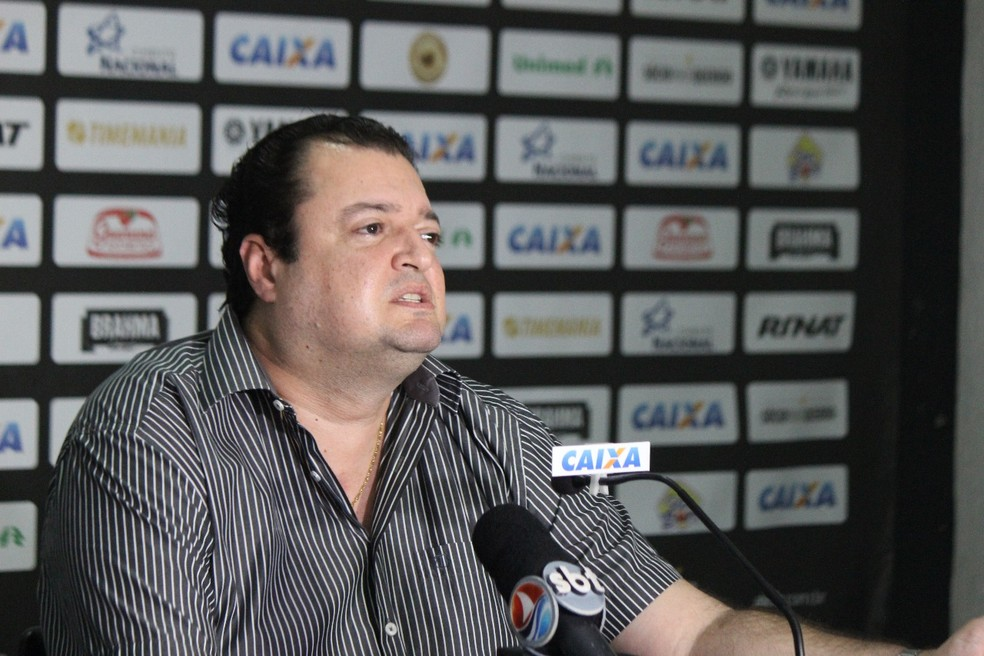 Cláudio Emerenciano, presidente do Conselho Deliberativo, fará nova convocação (Foto: Leonardo Erys/GloboEsporte.com)