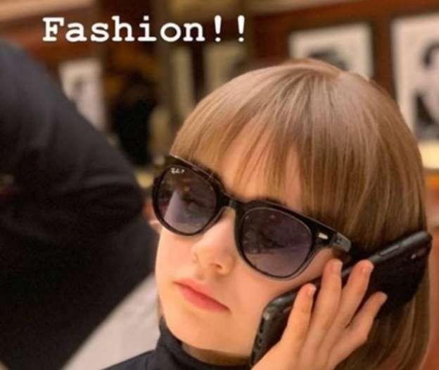 Resultado de imagem para Criança de óculos escuros? Vogue te ajuda a escolher o par ideal (e mais estiloso!) para o seu filho