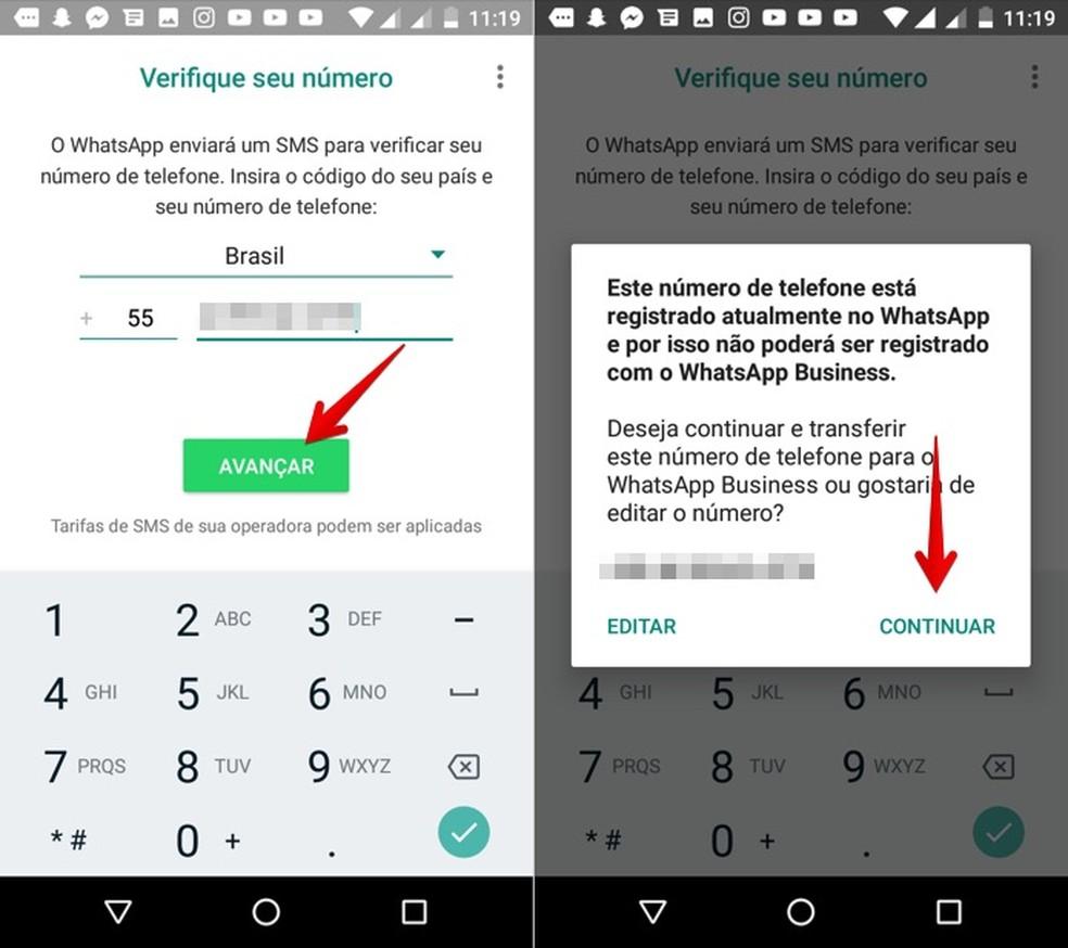 Como Criar Um Perfil Para Empresa No Whatsapp Business Conta Comercial Redes Sociais Techtudo