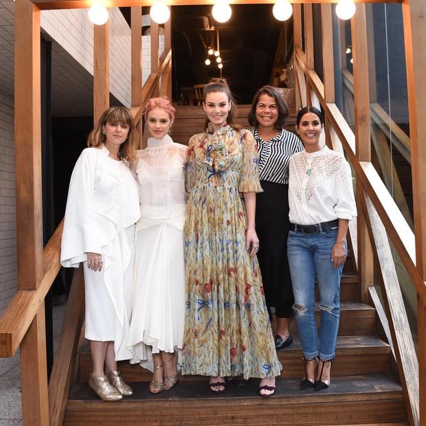 Lançamento Vogue Noiva (Foto: Lu Prezia)