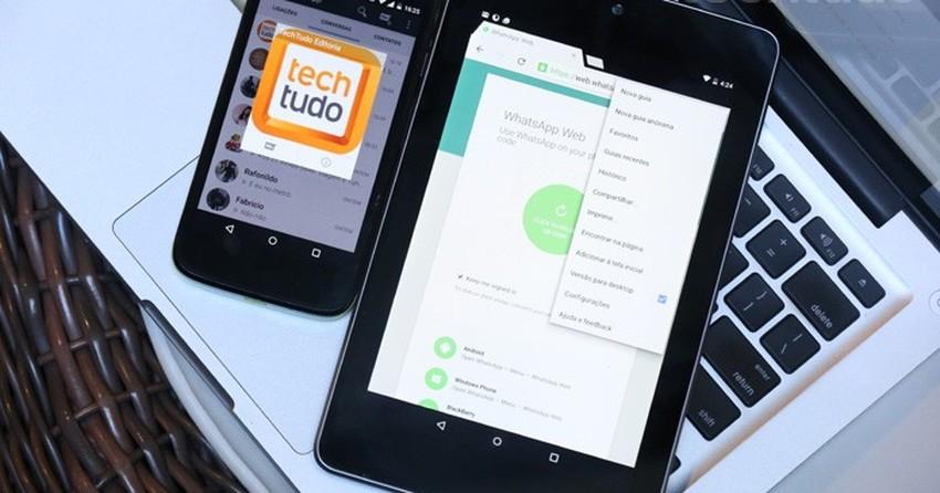 Como usar o WhatsApp Web no iPad   Dicas e Tutoriais   TechTudo