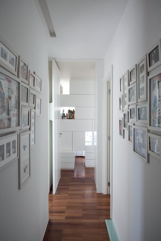 decoração-de-corredor (Foto: Fran Parente/Editora Globo)