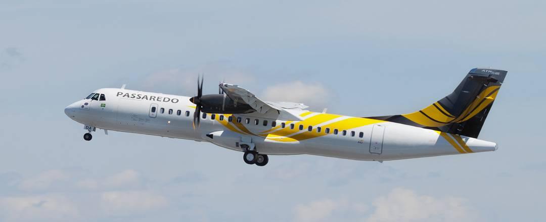 Passaredo deixará de operar as linhas que ligavam Bauru e Marília para o Aeroporto de Congonhas, em São Paulo