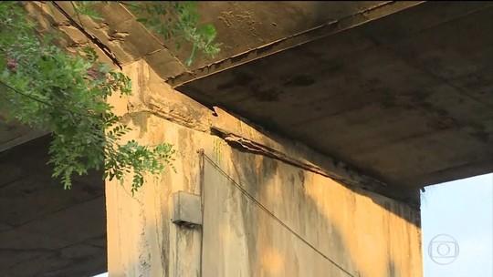 Ponte interditada na Marginal Tietê passará por vistoria hoje