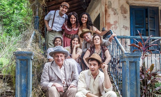 Globo planeja reexibir 'Êta mundo bom!' no ano que vem (Artur Meninea/Gshow)