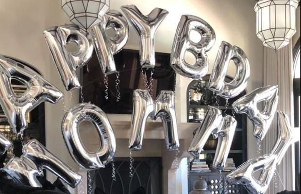 Aniversário de Khloe Kardashian (Foto: Reprodução/Instagram)