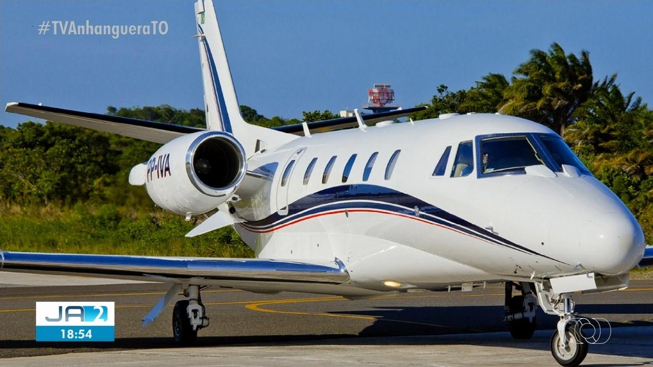 Veja como são as aeronaves que podem ser alugadas pelo governo do Tocantins para transportar Carlesse