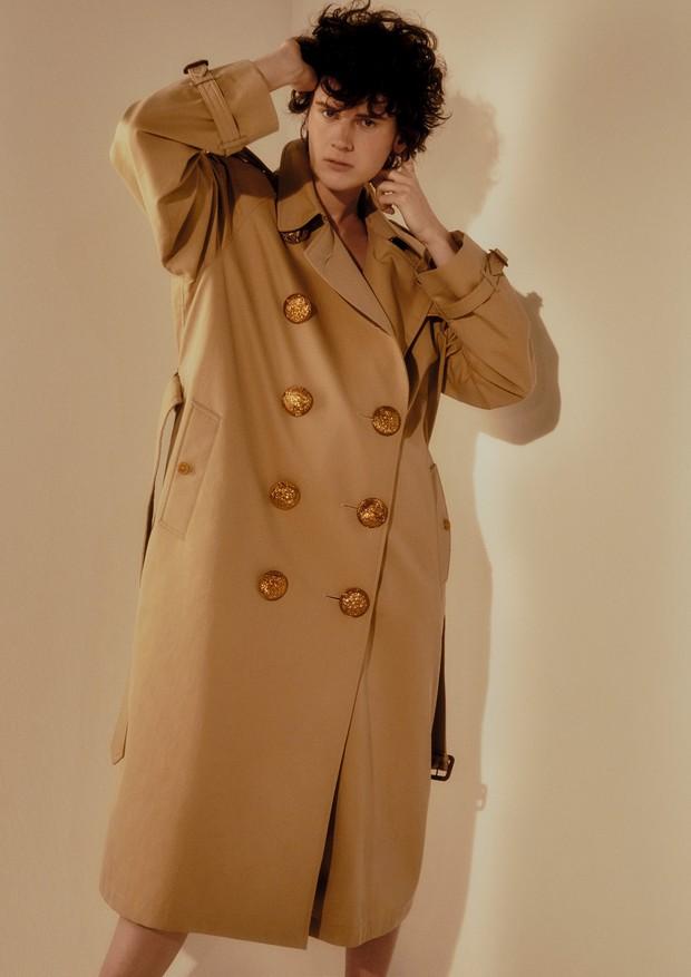 Trench coat, R$ 9.495, Burberry (Foto:  Rafael Pavarotti)