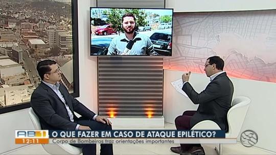 Especialista tira dúvidas sobre epilepsia e convulsões no 'AB Saúde'