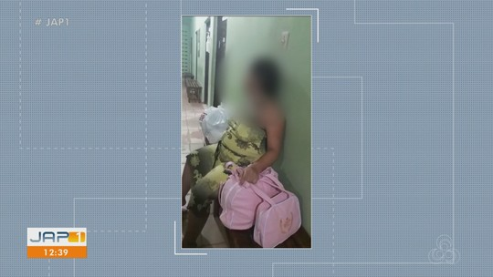 Grávida em trabalho de parto encontra unidade mista sem material no interior do AP; VÍDEO