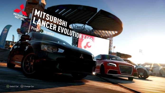 Forza Horizon 2: testamos a versão demo do exclusivo do Xbox One (Foto: Reprodução/Murilo Molina)