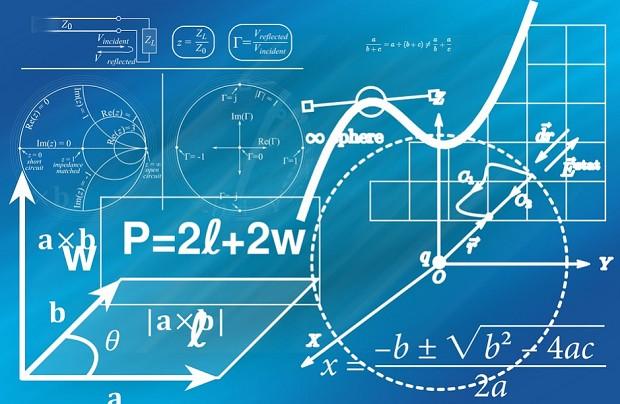 Matemática - contas - cálculo - divisão - geometria - fórmula (Foto: Pixabay)