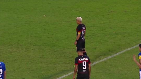"""Dia de """"Lei do Ex""""? Artilheiros em baixa, Neilton e Kieza tentam dar fim a jejum no Vitória x Botafogo"""